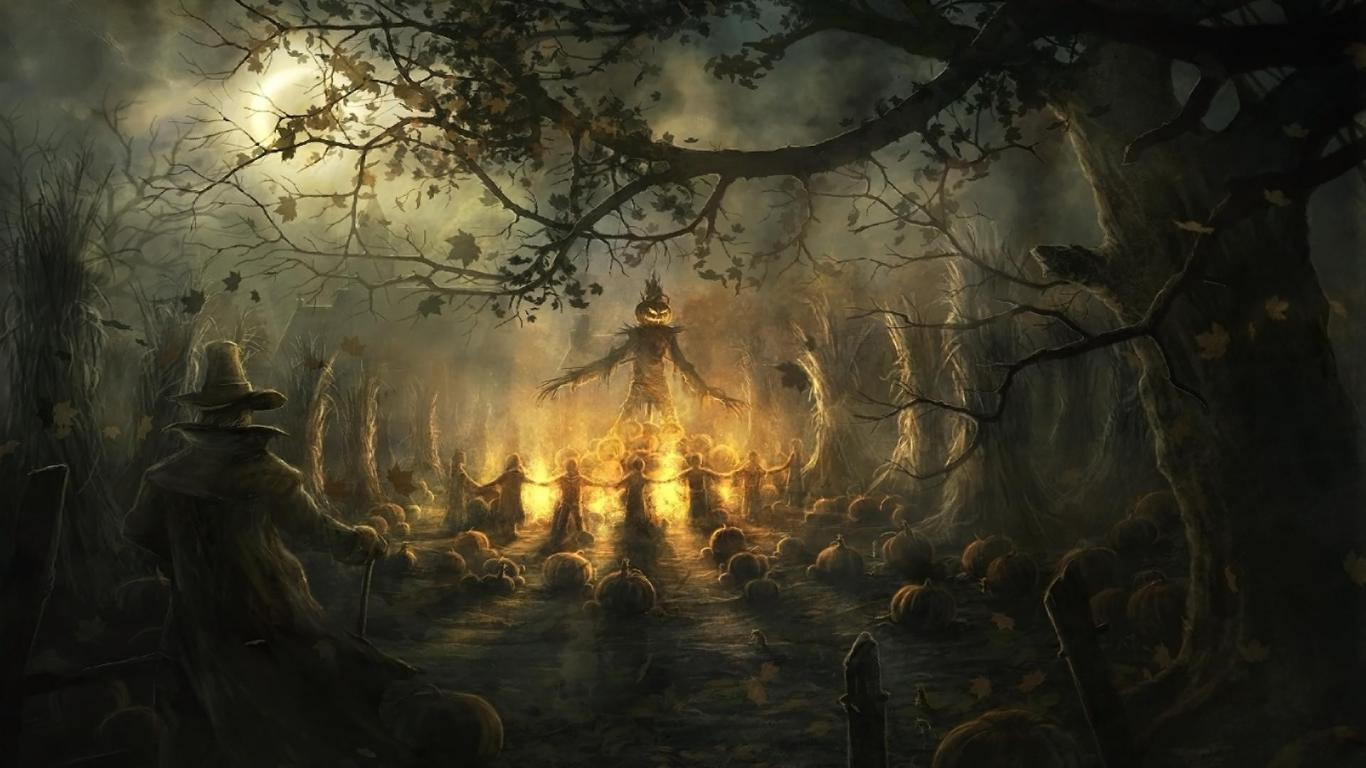 2017 Scary Halloween Images HD