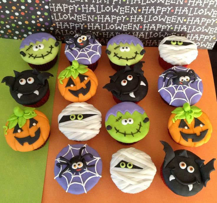 Best Halloween Cupcakes Ideas