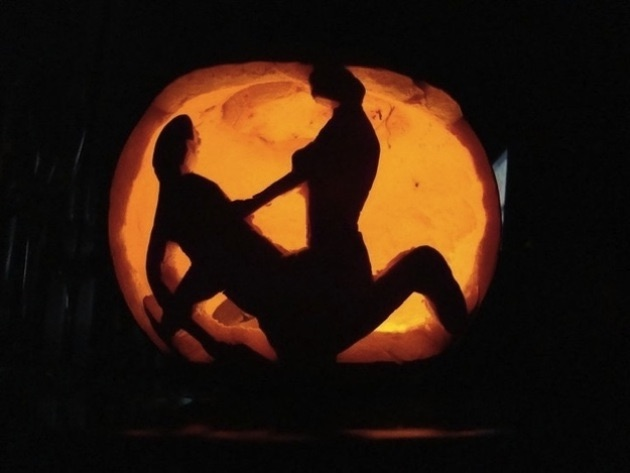 Cool Halloween pumpkin carving ideas