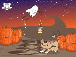 Cute Halloween Backgrounds Photo