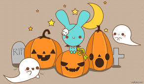 Cute Halloween Pumpkin Backgrounds
