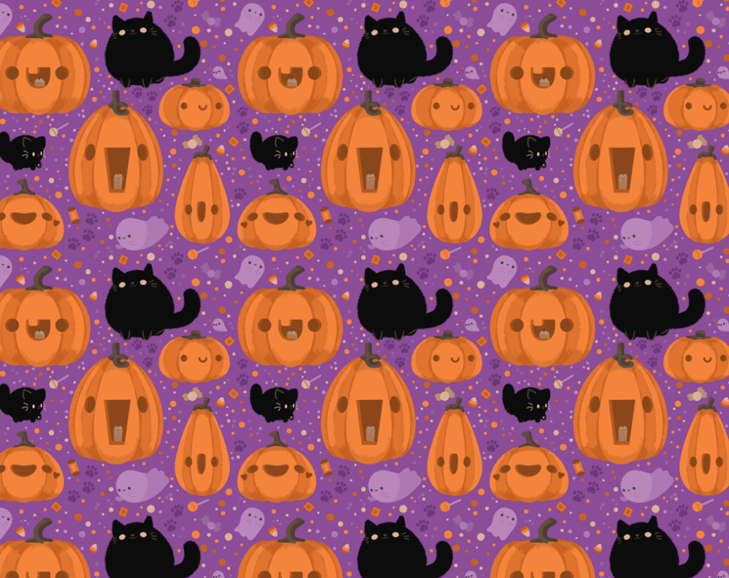 Cute Halloween Backgrounds Tumblr 2017