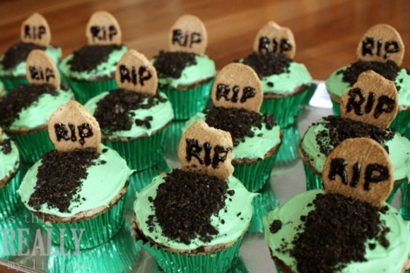 Cute Halloween Cupcakes Ideas 2017