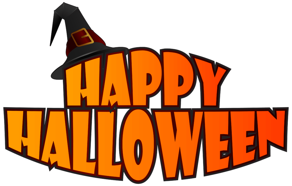 Cute Happy Halloween Clipart Free