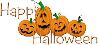 Cute Happy Halloween Clipart
