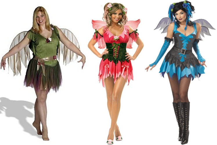 DIY Sexy Halloween Costumes For Women