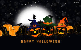 Free Happy Halloween Wallpaper