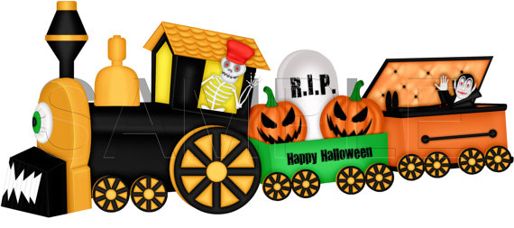 Funny Halloween Cliparts