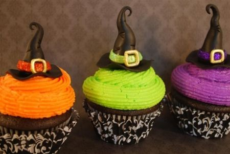 Good Halloween Cupcakes Ideas
