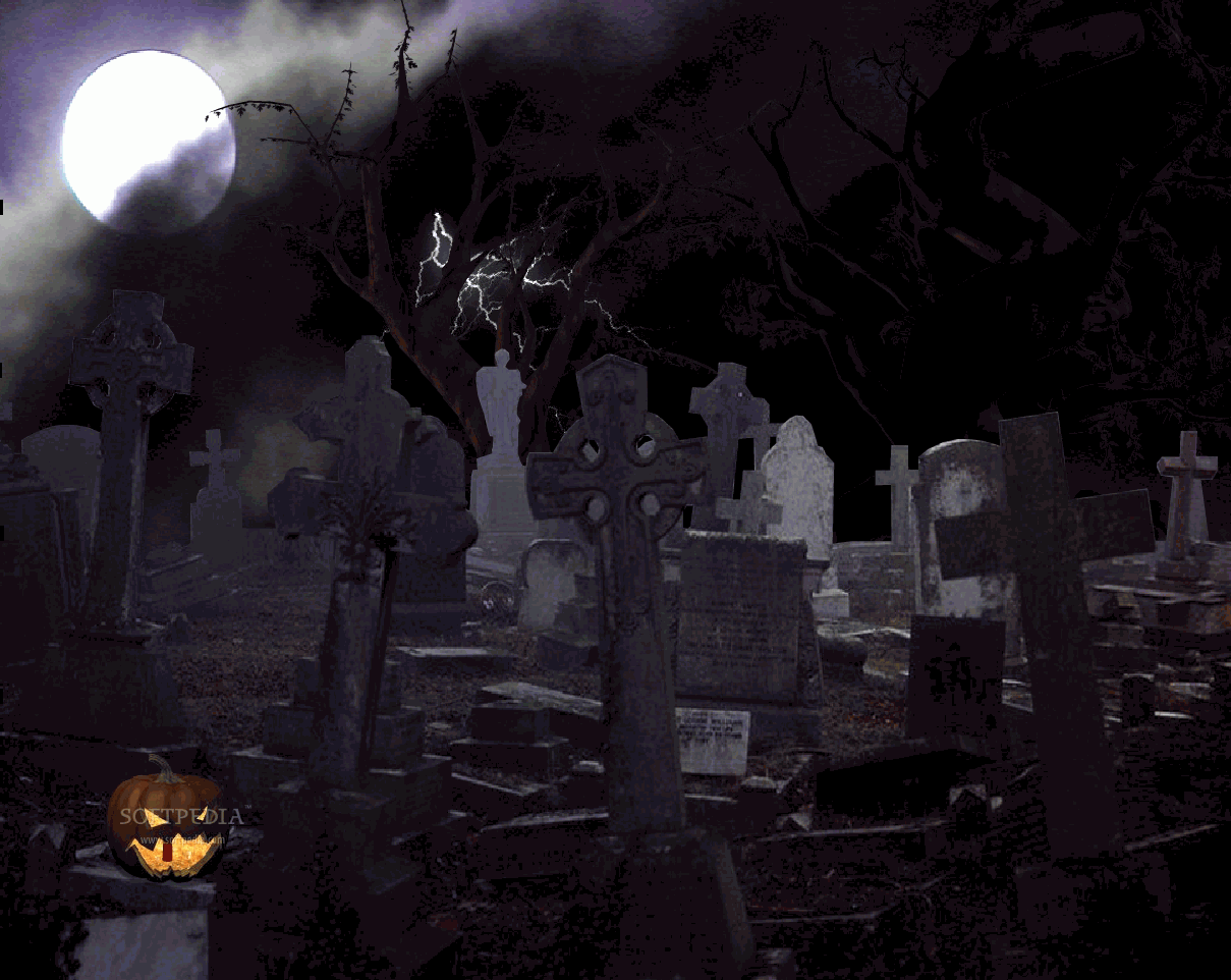 Halloween Animated Background Photos