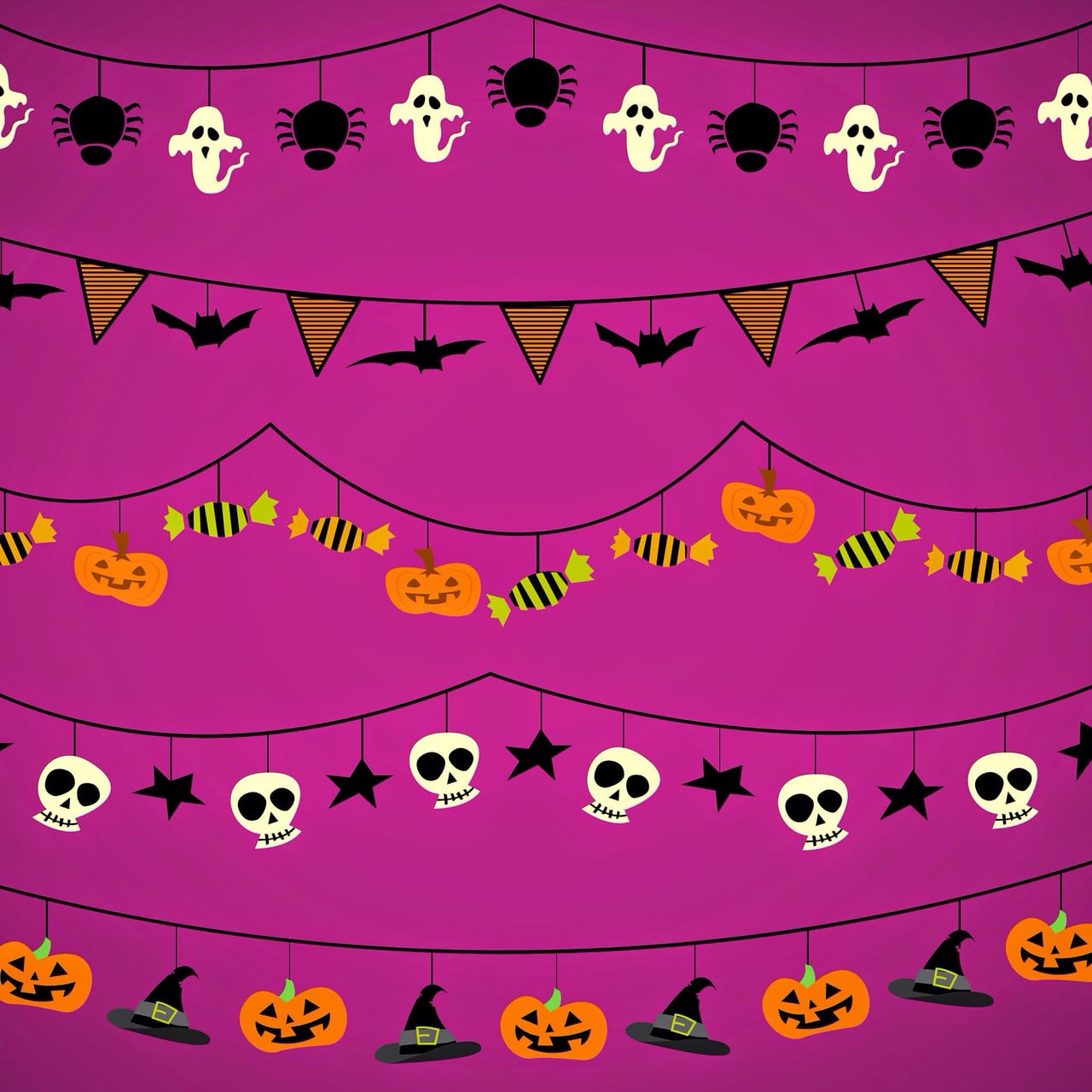 Halloween Bats Background Tumblr