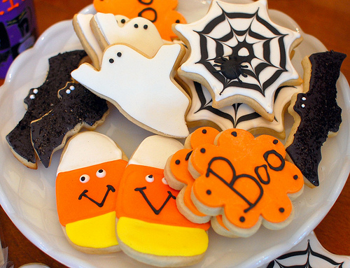Halloween Cookies Recipe Recipes for Halloween Cupcakes Cookies Punch Cakes with Pictures Party Food Jello Shots Cake Party Deviled Eggs Photos