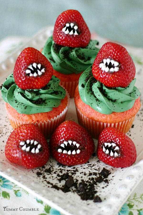 Halloween Cupcakes Ideas For Decor