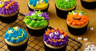 Halloween Cupcakes Ideas For Recipe