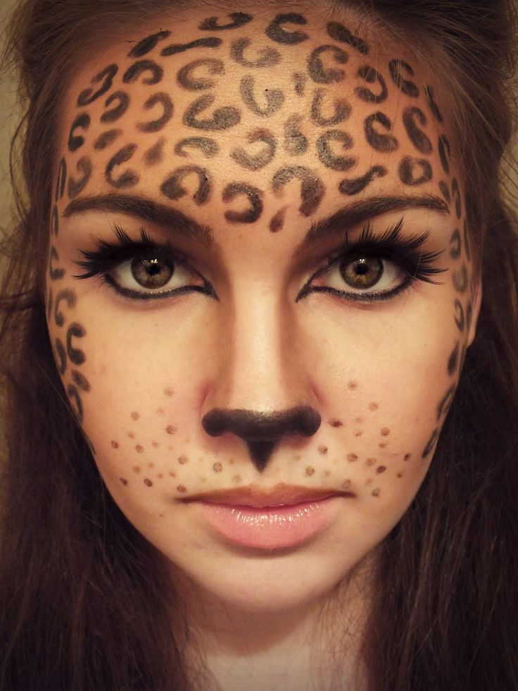 Halloween Face Paint Designs Adults
