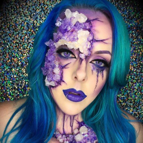 Halloween Face Paint Ideas 2017