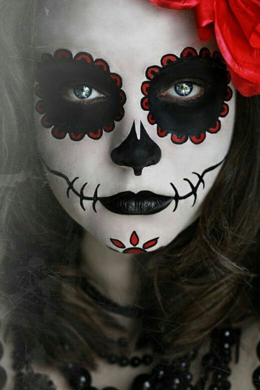 Halloween Face Paint Ideas