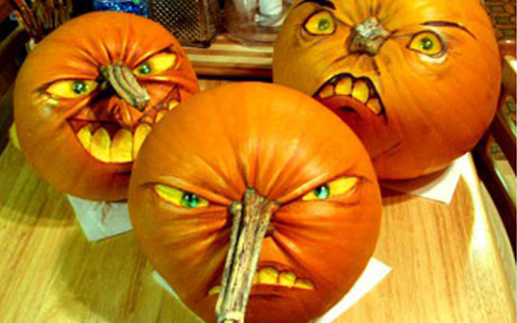 Halloween Pumpkin Carving Patterns 2017