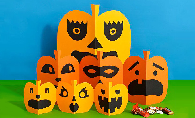 Cool Halloween Crafts Arts And 2017