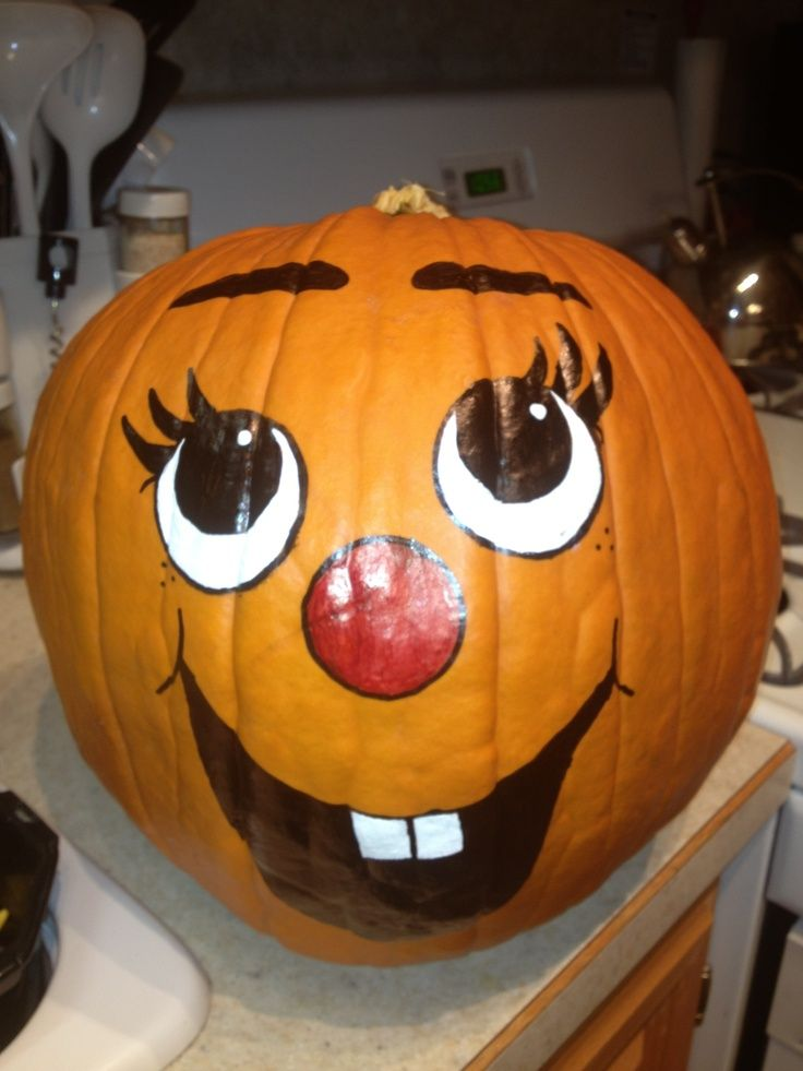 Halloween cartoon pictures of pumpkins
