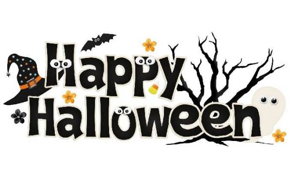 Happy Halloween Clipart Download