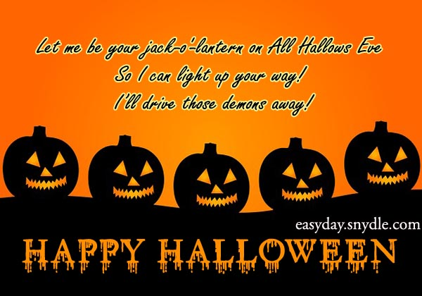 Happy Halloween Greetings Images