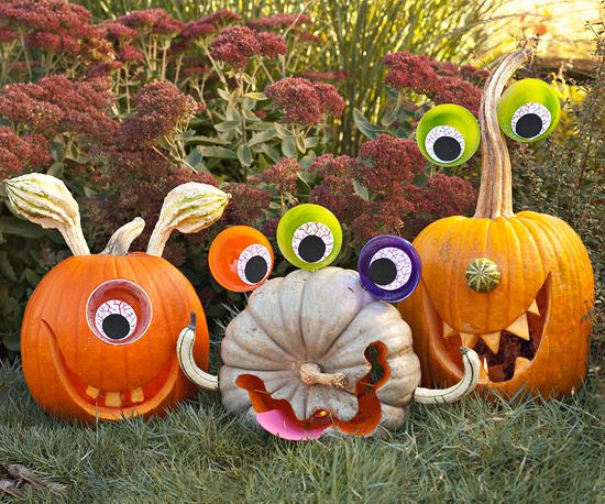 Happy Halloween Pumpkin Carving Ideas