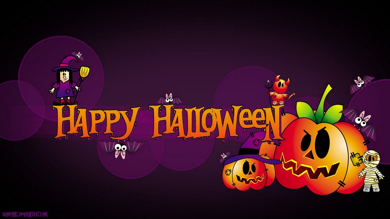 Happy Halloween Wallpapers For Desktop
