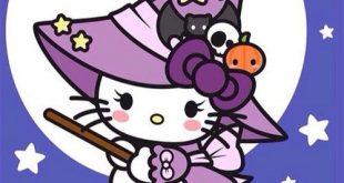 Hello Kitty Halloween Backgrounds Download