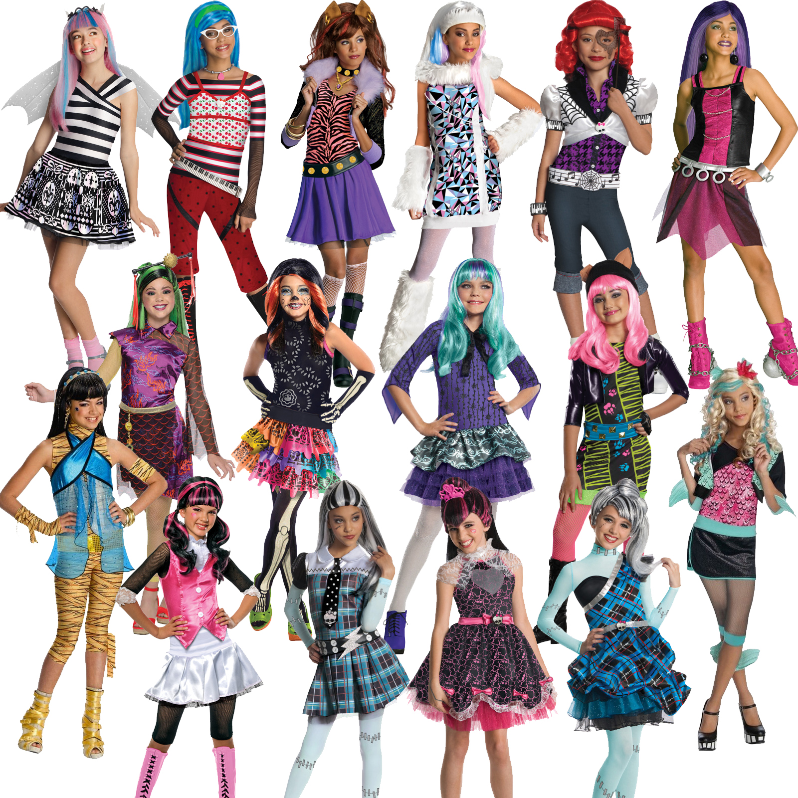 ... monster high costumes for kids ...  sc 1 st  Best Kids Costumes & Costumes For Kids Monster High - Best Kids Costumes