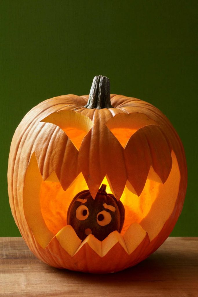 Pumpkin Carving Ideas for Couples