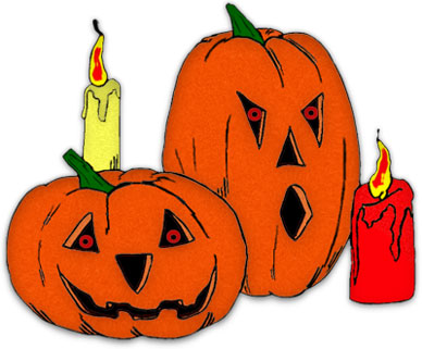 Pumpkin Halloween Clipart