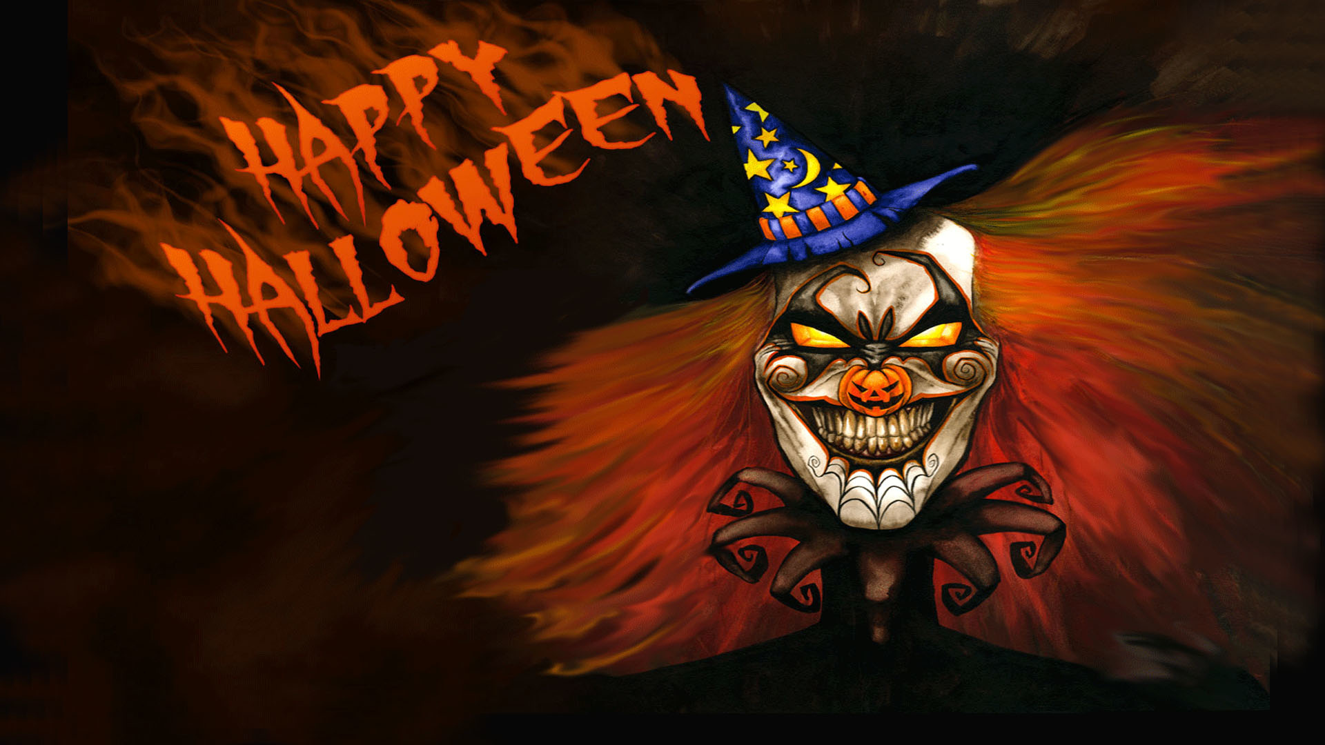 Scary Halloween Images HD 1080P