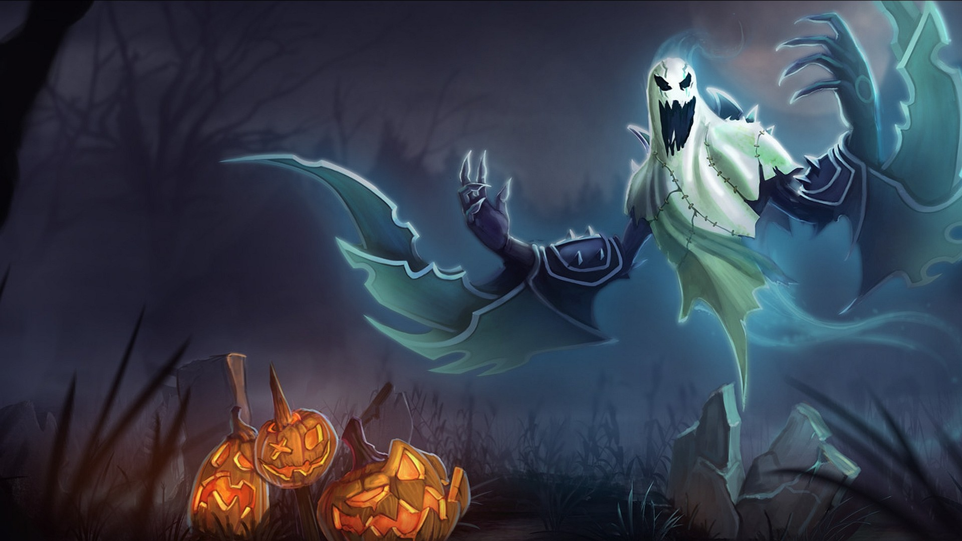 Scary Halloween Images HD 20017