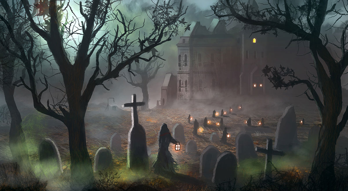 Scary Halloween Images HD Download