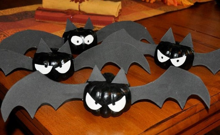 crafts for Halloween 2017