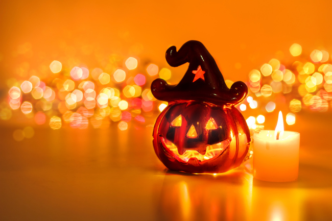 free images of Halloween pumpkins