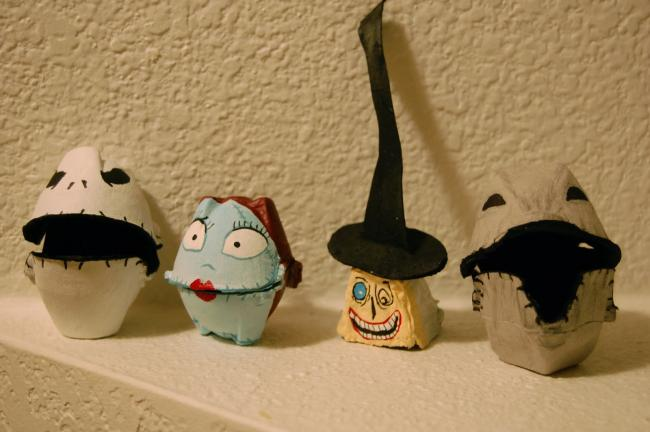 funny halloween crafts for kids