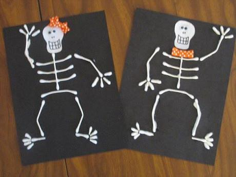 Halloween Activities For Toddlers Funny Craft