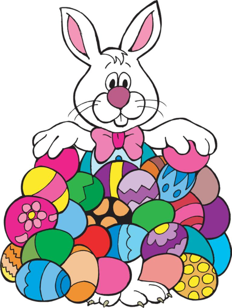 Easter Bunny Pictures Clip Art