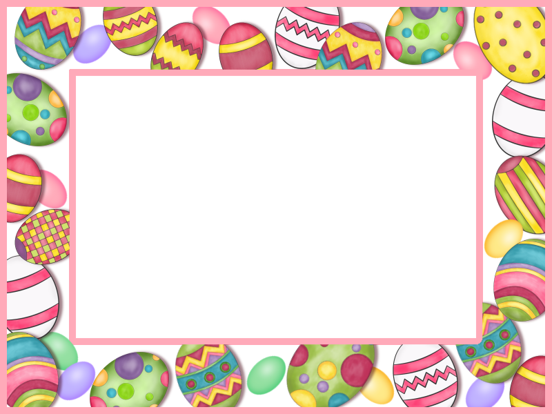 Easter Clipart Borders