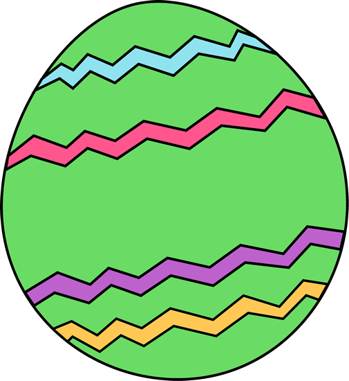 Easter Egg Clipart PNG
