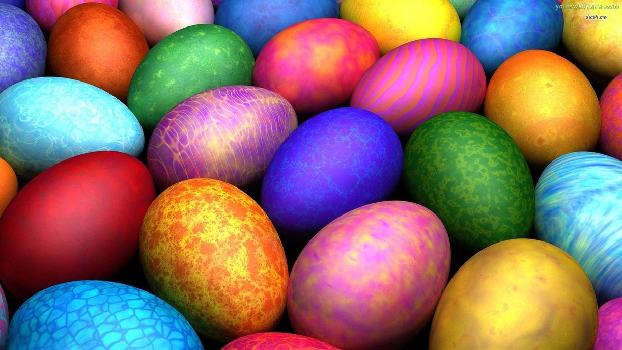 Easter Eggs Pictures Free