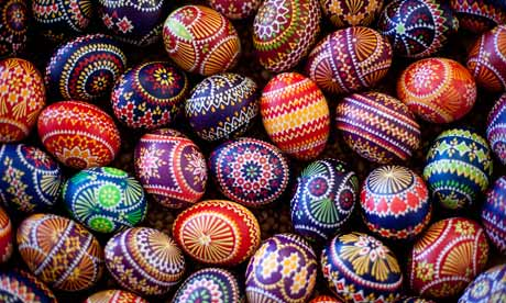 Easter Eggs Pictures