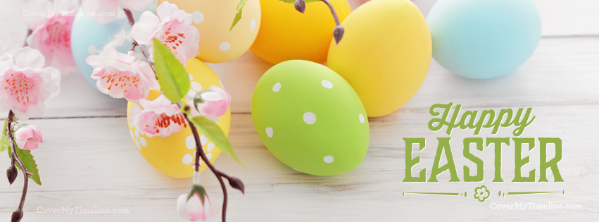 Easter Facebook Timeline Cover Photos