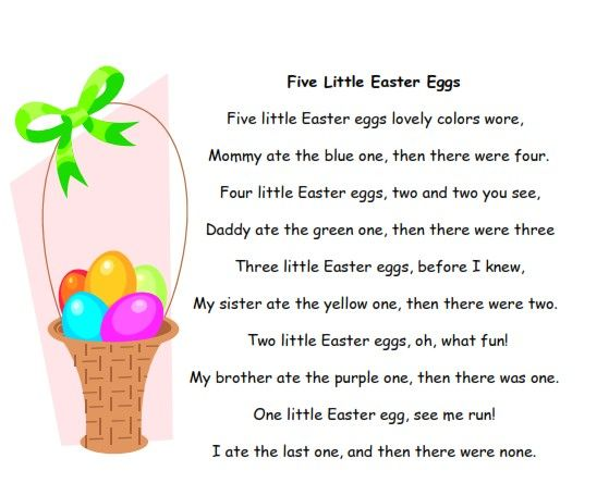 Easter Resurrection Poems
