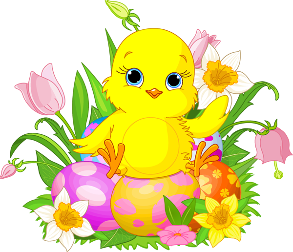 Funny Easter Clipart Free