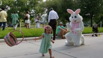 Funny Happy Easter Bunny Images