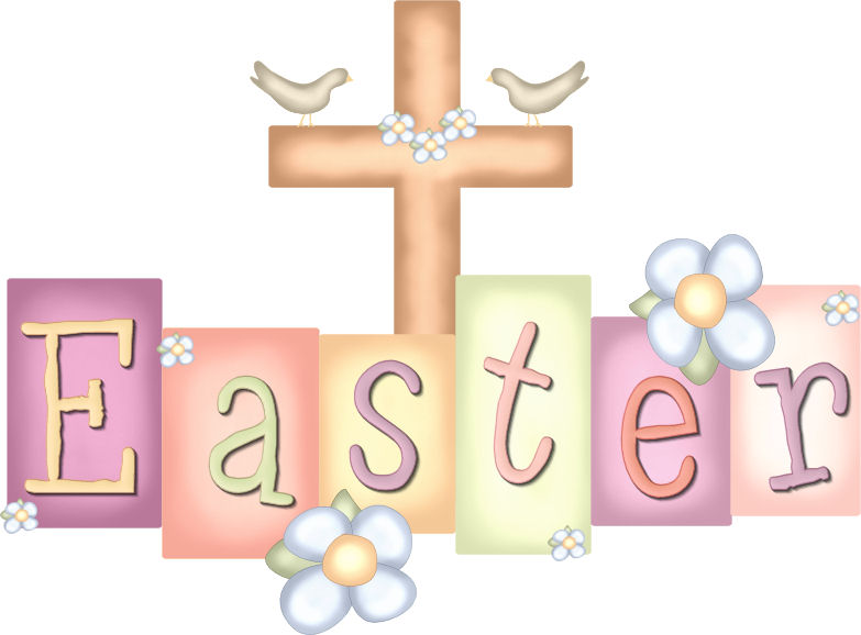 Happy Easter Clipart Christian