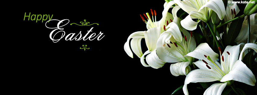 Happy Easter Facebook Cover Photos